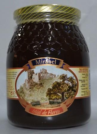 MIEL DE FLORES - 1 Kg